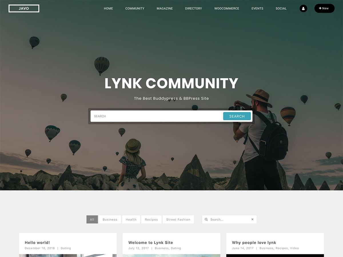 Lynk-Social-Networking-Community-WordPress-Theme-1